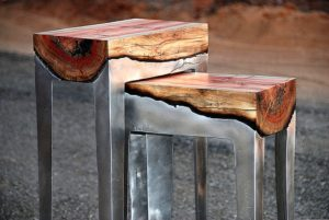 Изделия из дерева и металла