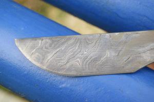 Как сделать дамасскую сталь самому