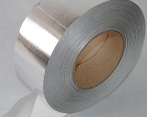 Металлический скотч применение