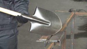 Как сделать штыковую лопату своими руками