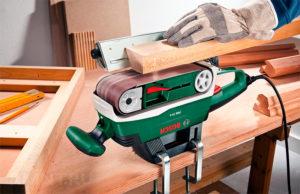 Ручной электроинструмент для обработки дерева
