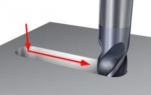 Как сделать овальное отверстие в металле