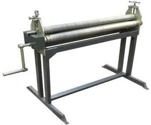 Вальцовочный станок для листового металла своими руками