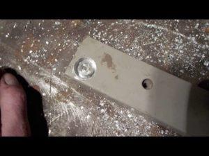 Как сверлить алюминий