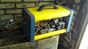 Сварочный аппарат для гаража какой выбрать