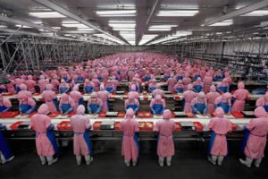 Что такое массовое производство