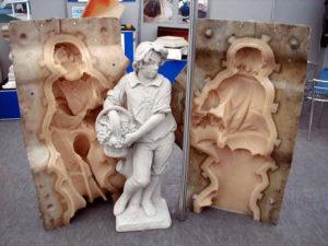 Изготовление форм для литья из бетона