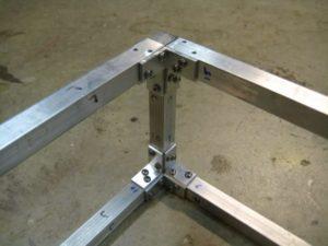 Как скрепить металлические детали без сварки