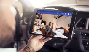 Видеодомофон из планшета своими руками