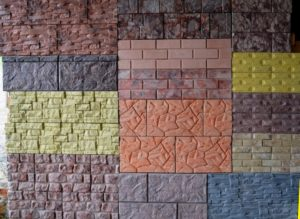 Производство фасадной плитки