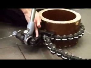 Самодельный труборез для стальных труб