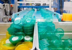 Производство изделий из пластика