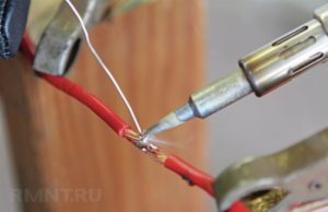 Каким припоем паять медные провода
