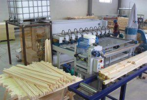 Оборудование для производства мебели из дерева