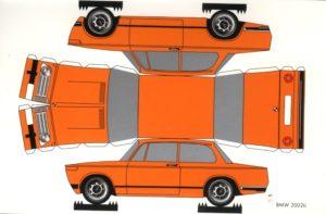 Как сделать модельку машины своими руками