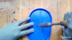 Пайка пластмассы в домашних условиях