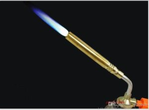 Какую температуру дает газовая горелка