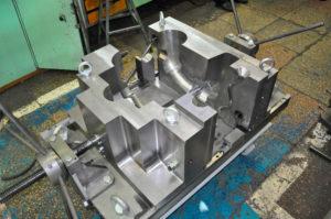 Технология изготовления штампов и прессформ