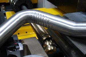 Как согнуть тонкостенную трубу из нержавейки