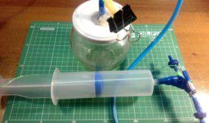 Как сделать вакуумный насос своими руками