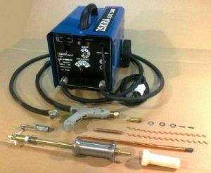 Сварочный аппарат для ремонта кузова автомобиля